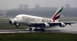 Emirates Named The World's Safest Airline
